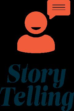 Guarda la nostrs soluzione Storytelling